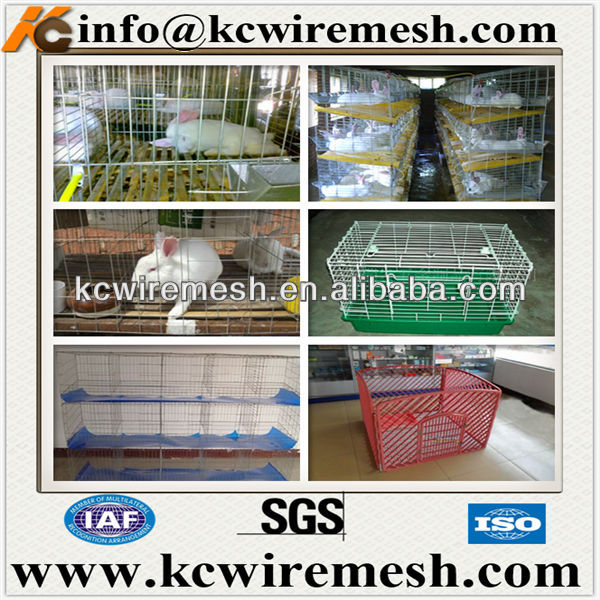 Metal Wire poultry cages for chicken,rabbit and dove.