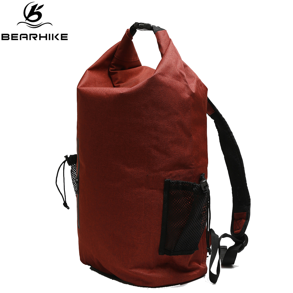 Waterproof Backpack Shoulder Strap Dry Bag Duffel Custom Logo