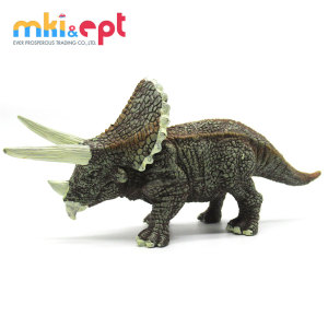 Dinosaur Toys Plastic Dinos Figures Play Set with Carrying Case