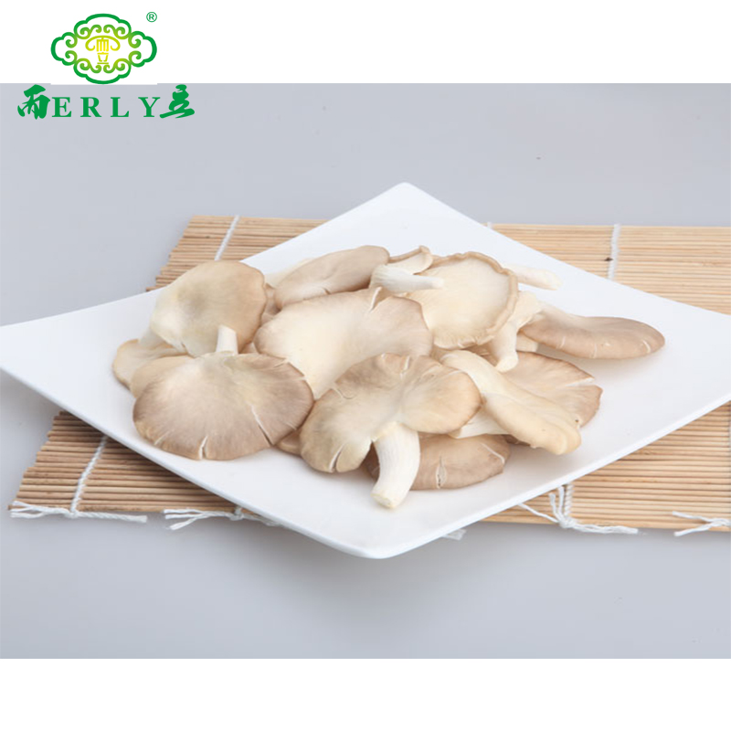 China supply whole iqf baby oyster mushroom