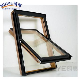 Skyview Fenêtre De Toit En Aluminium De Toit Avec Ouvre Porte