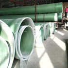 High strength frp pipe reinforced grp fiberglass pipe price