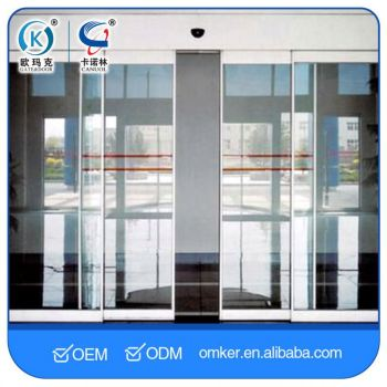 Double Door Interlock Function Durable Hospital Garage