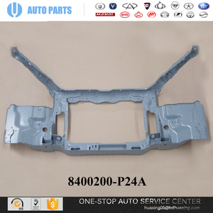 8400200-P24A RADIATOR BRAKET GREAT WALL WINGLE 5 AUTO SPARE PARTS CHINESE CAR GUANGZHOU AUTO PARTS