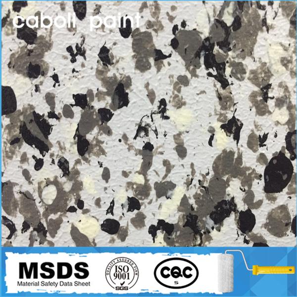 Caboli pierre naturelle poudre mat imiter peinture de granit rev tements architecturaux id de for Peinture granit nopolux