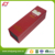 Magnetic matte lamination foldable paper packaging bottle wine box