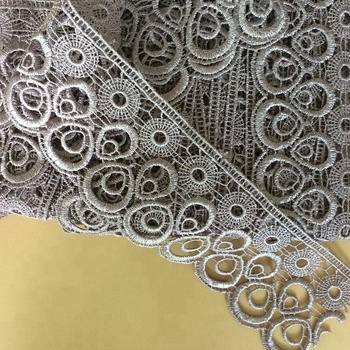 New Fashion Pattern Embroidery Ecclesiastical Lace Trim Buy