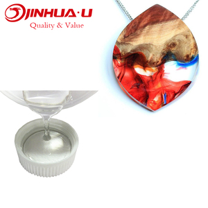 High Transparent Clear Duro Resina Epoxi For Wood Pendant Free Sample