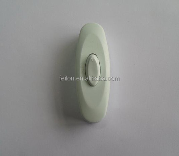 new design 250V 4A 304 type table lamp switch cord inline switch