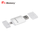 Dr.Memory Newest OTG USB3.0 Flash Drive for iPhone iPad 8G 16G 32G 64GB U Disk for Apple Smart Phone