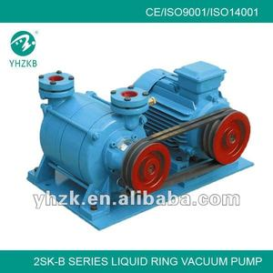 German quality two stage water ring vacuum pump from China