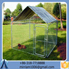Classic Galvanized steel/ iron best-selling chain link or welded dog kennels