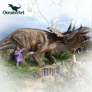 OA J9057 High Simulation Large Scale Park Animatronic Dinosaur,Animatronic Dinosaurs Made in China Supplier