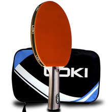 LOKI  high quality table tennis racket set professional table tennis blade
