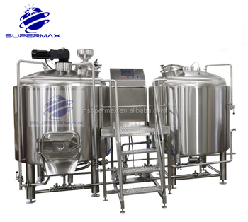 Best used Germany 1000L draft beer making equipment machine