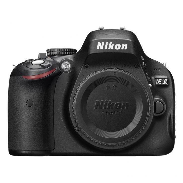 Nikon D5100 Body Dslr + 16gb