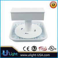 high density High performance 90w gas station led canopy lights ies of China National Standard