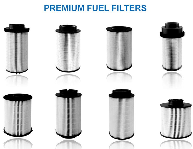 Auto Oil Filter ผู้ผลิตสำหรับ Zhongxing