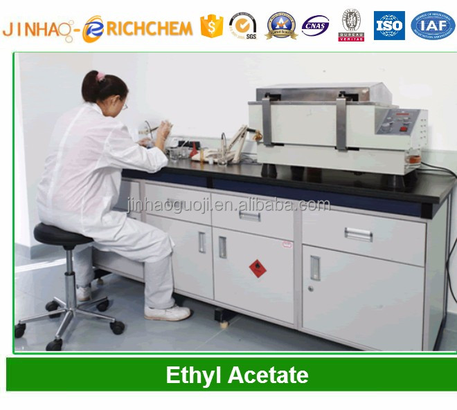 2016 high purity ethyl acetate prices from china supplier