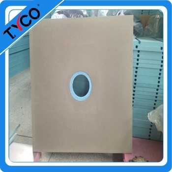 us marble shower base tile backer board light weight
