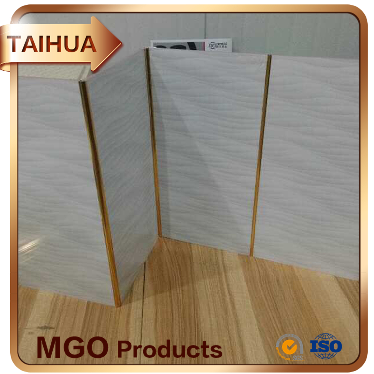 Home Facades Fireproof Material Magnesium Oxide Board Leader Manufacture In China
