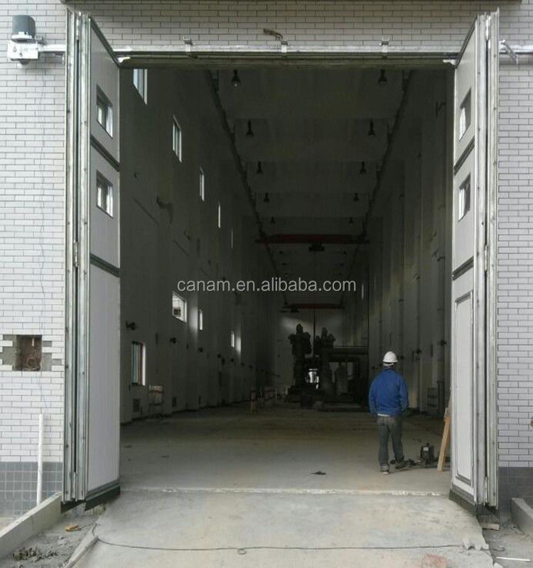 Industrial Multi interior alunimum folding doors