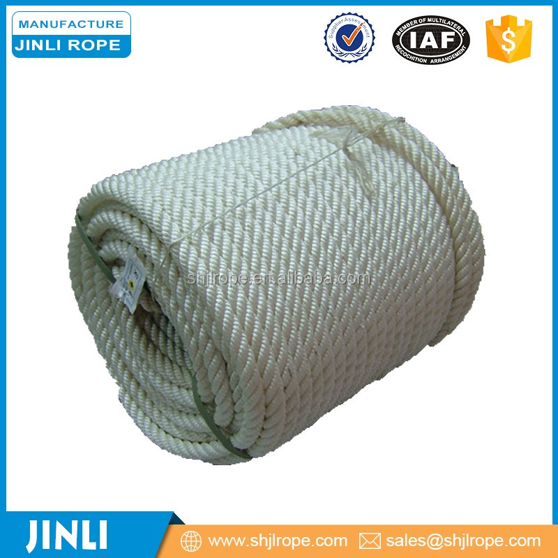 Factory Price Used Marine Rope /pp/nylon/polyester Mooring Rope ...