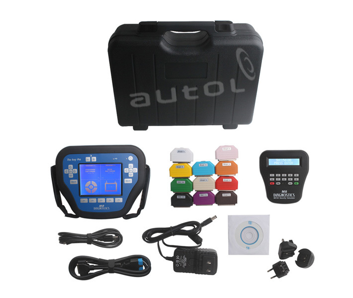 Mvp Pro M8 Auto Key Programmer Same Functions As Ad100 Pro Car ...