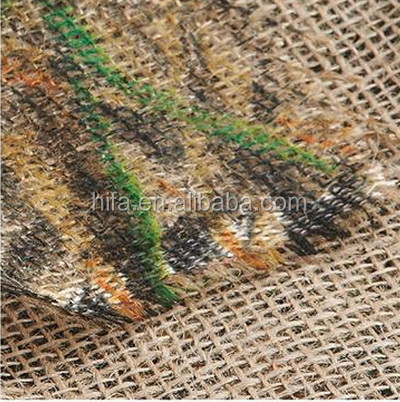 hunting blinds camo burlap/hunting camouflage net