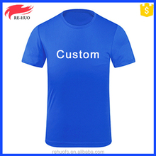 Hot selling short sleeve gym sports custom screen printed T shirts men white t shirt