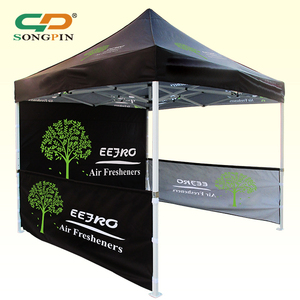 Waterproof 3x3 Steel frame outdoor folding tent Factory price for exhibition trade