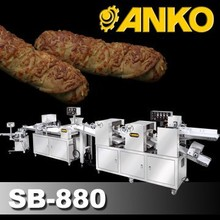 Anko scale mixing making freezing extrusion chicken roll machine