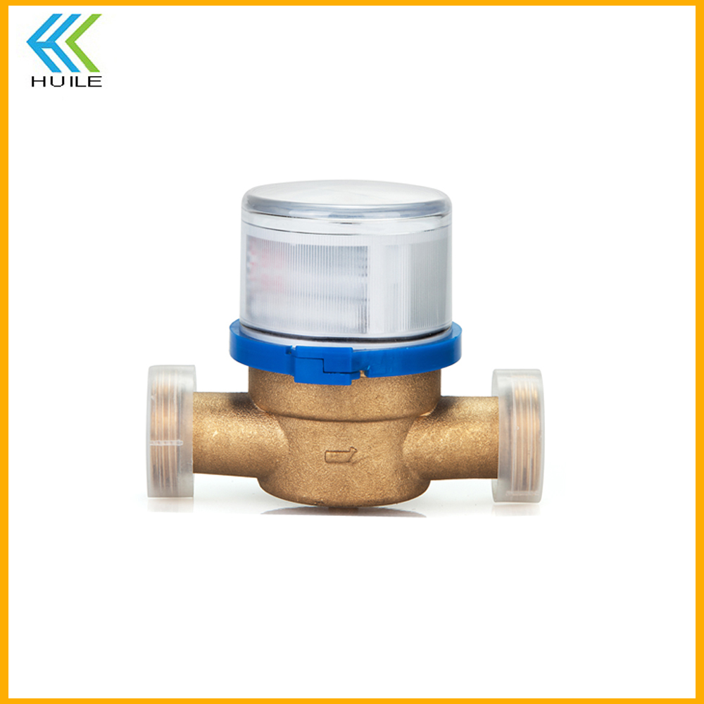 LXSG(R)-13D faucet electronic waste water flow meter