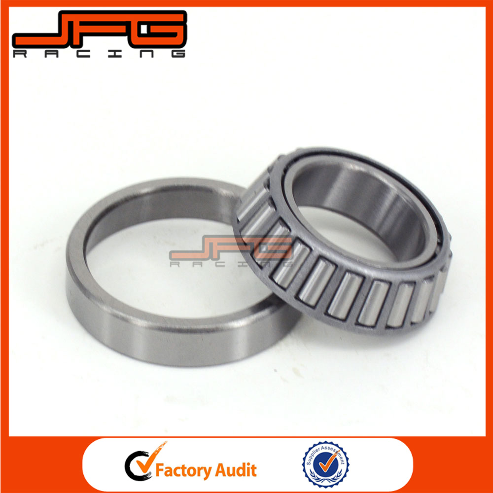 Steering Stem Head Race Bearings For Honda CRF 250R Dirt Bike Parts