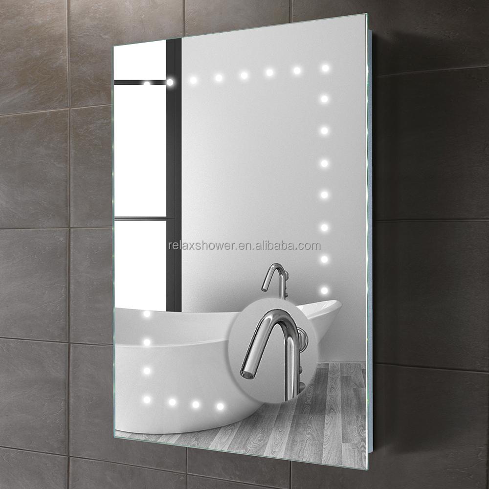 Fine Bathroom Infinity Mirror Vignette - Bathroom Design Ideas ...