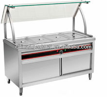 Counter top cold bain marie
