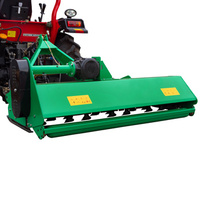 tractor three point flail mower with hydraulic side shift available with Y blade and Hammer blade