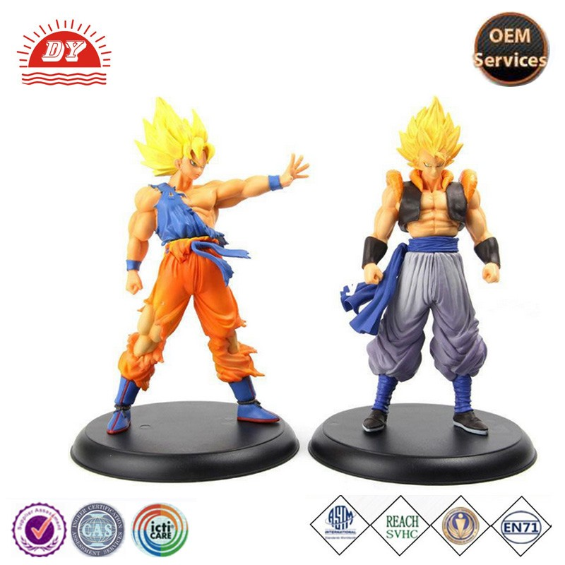 ICTI audited factory custom dragon ball goku super