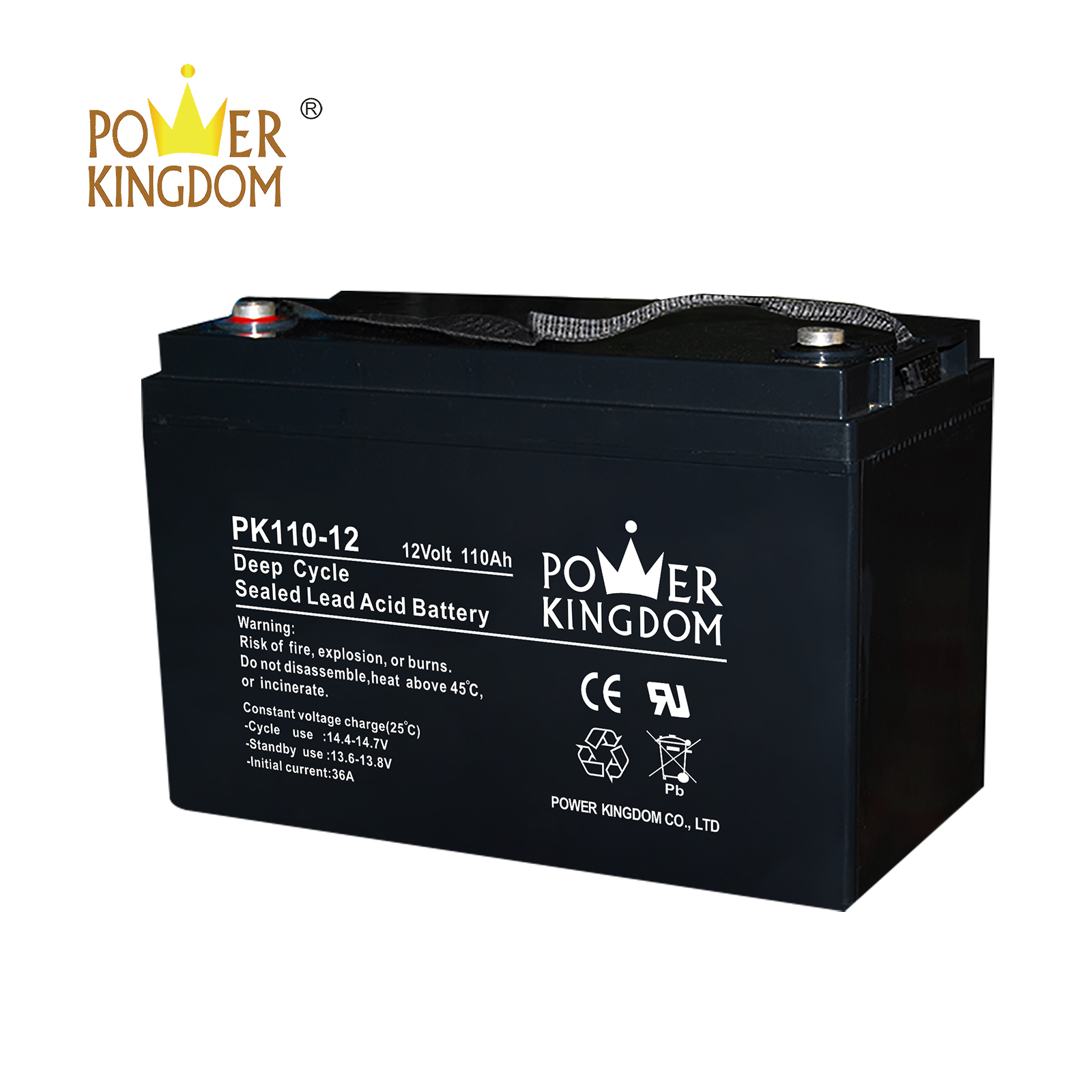Power Kingdom New best agm battery brand wholesale-2