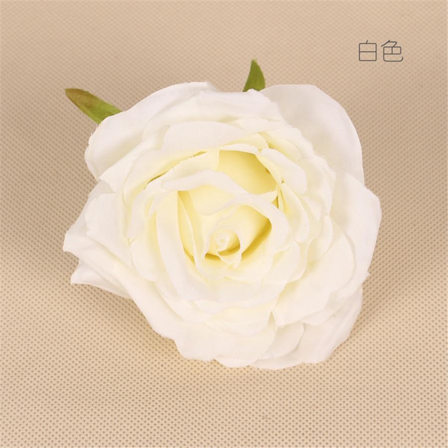 Wholesale Diy Wedding Flower Wall Customized Peony Colorful Rose