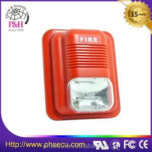 fire alam siren and light, Beacon flashing light and siren