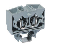 Small din rail SP15 top entry power cord connector types