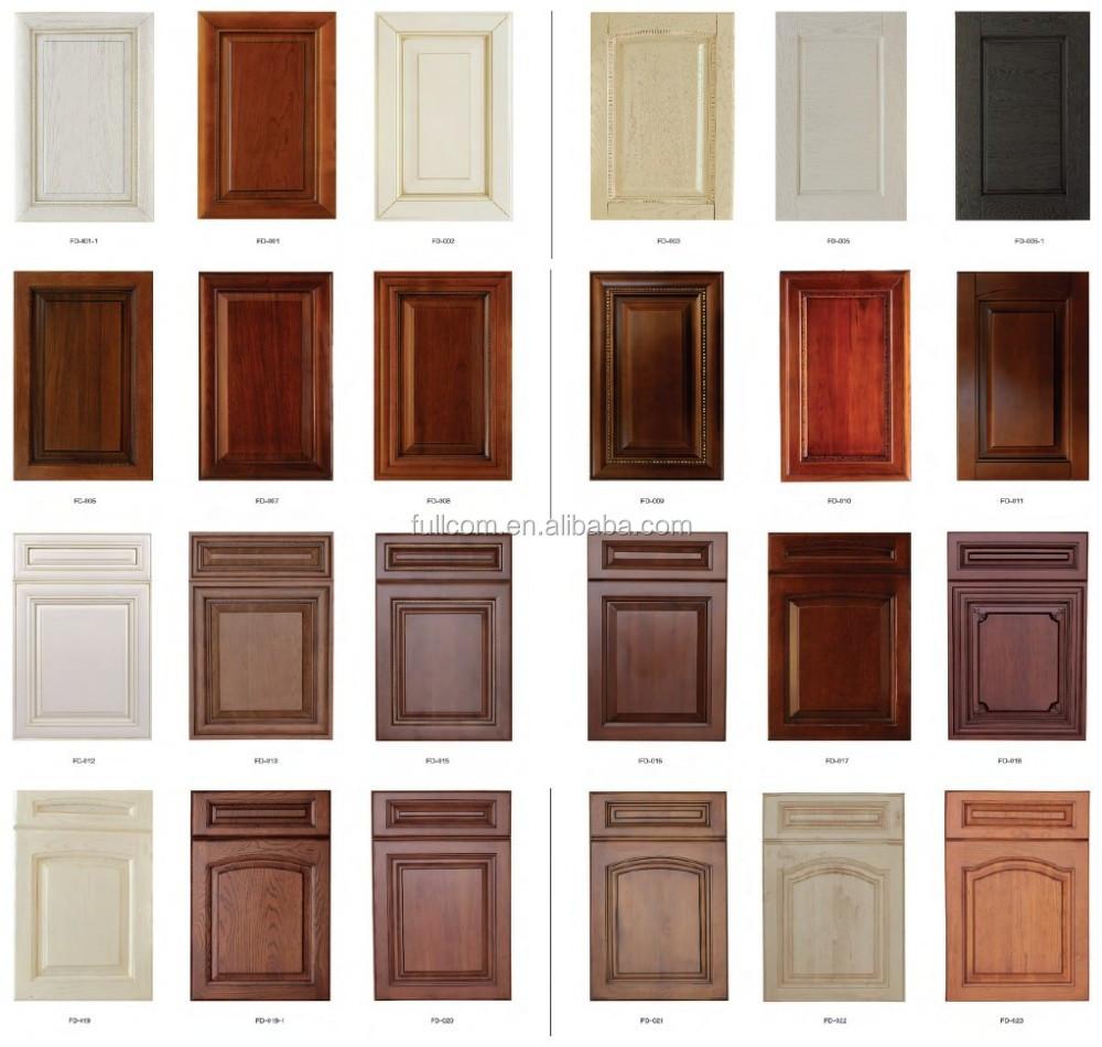 Cocina de madera maciza puertas cocinas identificaci n del for Precio puerta madera maciza