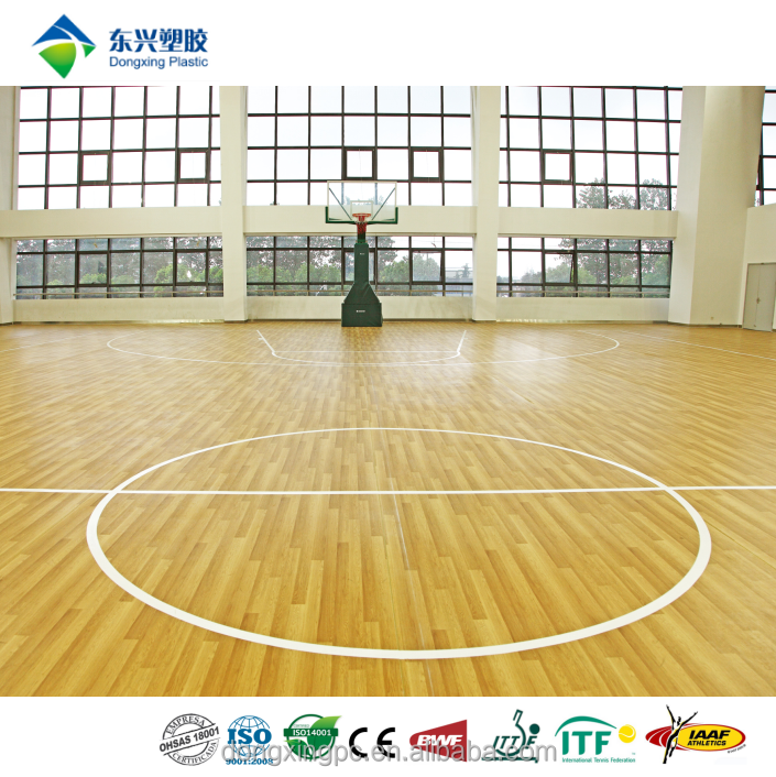 Indoor basketball court wood flooring cost gurus floor for Average cost of a basketball court