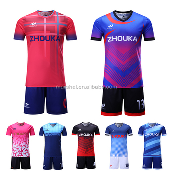 2d9ad377337 Custom new design sublimation football shirts, newest style fashion high  quality football shirt
