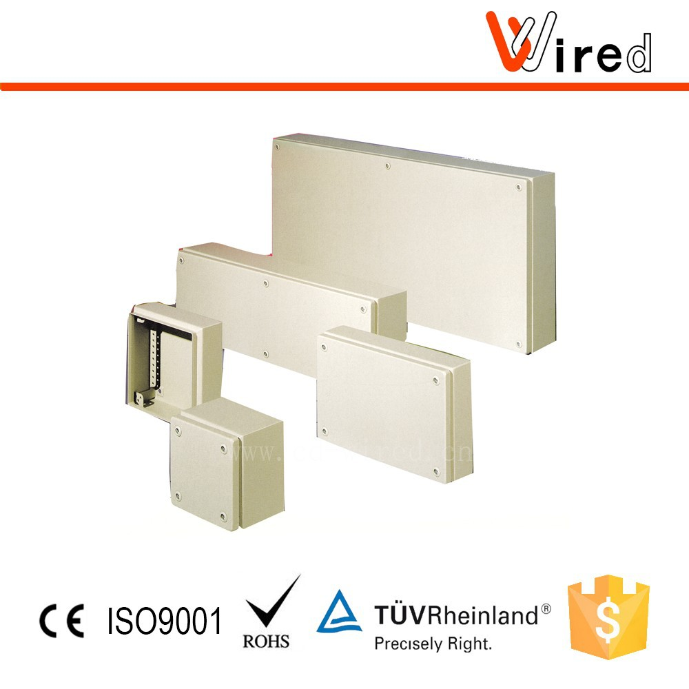 IP66 Stainless Steel Waterproof Junction Box Distribution Box WBH-604