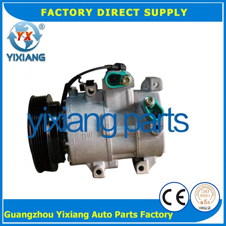 Manufacturer of dc air conditioning conditioner car kit unicla compressor 976431J100/977012V000/97701-2F900 for KIA