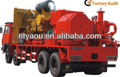 high oil well cementing equipment with API