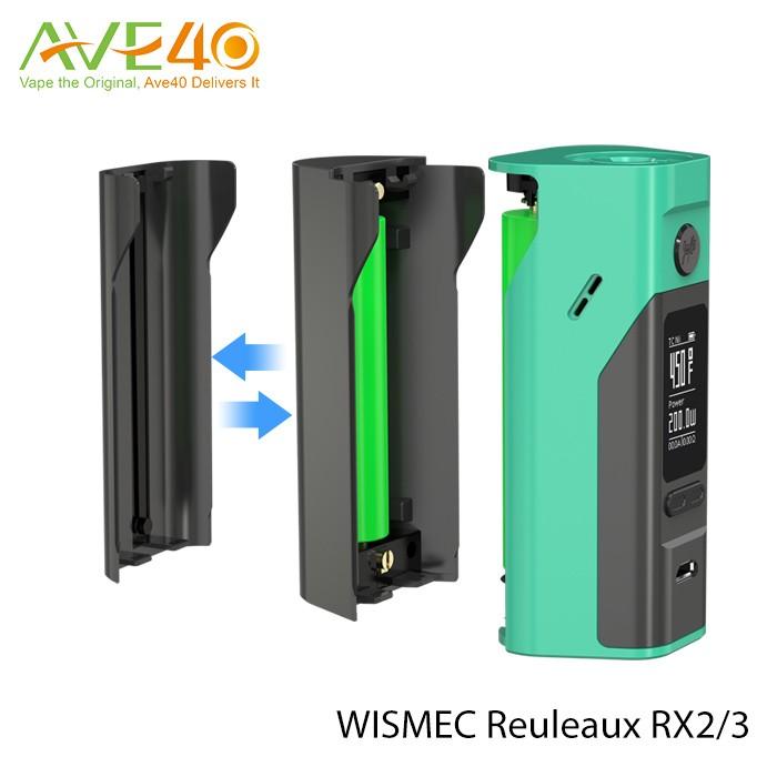 2016 New 150w & 200w Wismec Reuleaux Rx 2/3 Vape Mods
