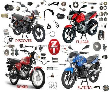 Bajaj Ersatzteile Bajaj Pulsar Zubehör Discover125 Boxer100 Platina 100 Motorrad Teile Motor Teile Elektrische Teile Körper - Buy Product on ...
